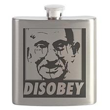 Ghandi Disobey Flask