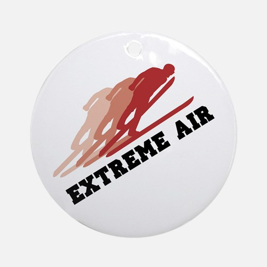 Extreme Air Ornament (Round)