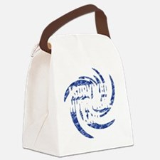 i-survived-hurricane-earl Canvas Lunch Bag
