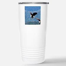 Solid landing Bald Eagle Travel Mug