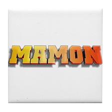 Mamon TeamMT Tile Coaster
