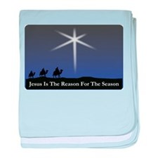 Jesus is the reason for the season Christmas baby