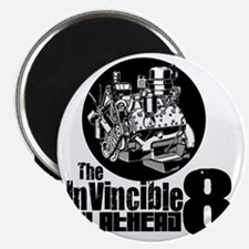Invinciable 8 Magnet