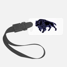 buffalo_GLOW_vectorized_solid_TI Luggage Tag