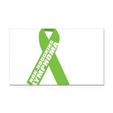NH-Lymphoma--Hope-BLK Rectangle Car Magnet