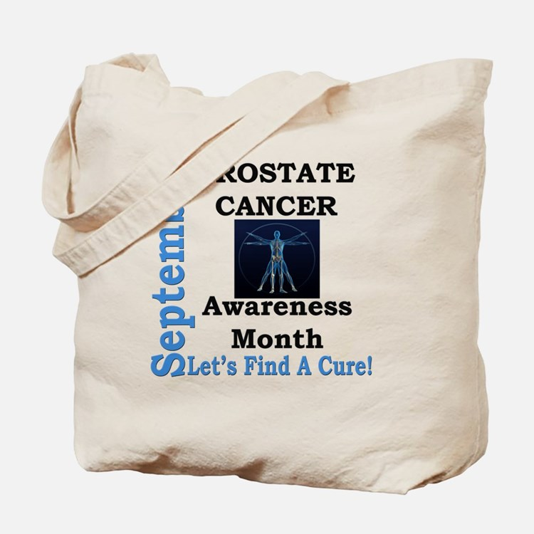 Sept Aware Month Tote Bag