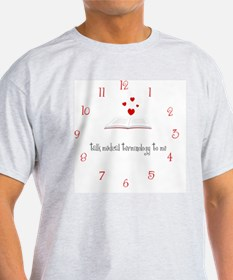 medterm-clock T-Shirt