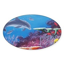 Dolphins Decal
