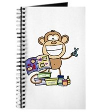 Scrapbook Monkey Journal