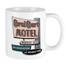 Coral Court Moderate Rates/Reservations Mug