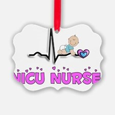 NICU Nurse Ornament