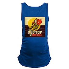 redtopbeer Maternity Tank Top