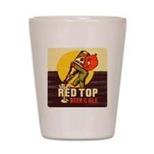 redtopbeer Shot Glass