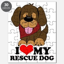 I love my Rescue Dog Puzzle