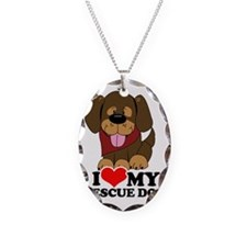 I love my Rescue Dog Necklace