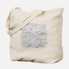 Hands And Feet Tote Bag