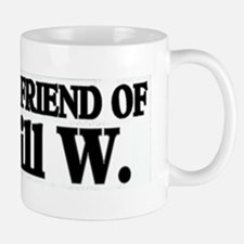 bil w sticker Mug