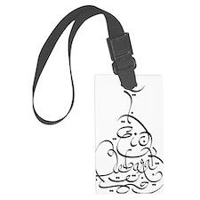 Eid Mubarak Luggage Tag