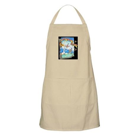 IT'S ALL GOOD BBQ Apron