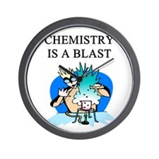 funny chemistry experiment gifts t-shirts Wall Clo