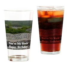 BDCadillacMtn Drinking Glass