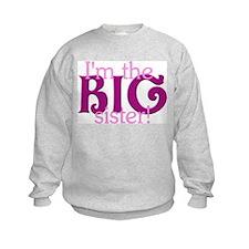 I'm the Big Sister Jumper Sweater