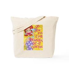 Braless Tote Bag