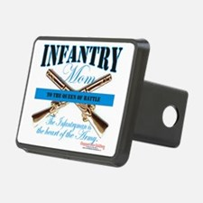 infantry mom Hitch Cover