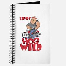 """""""2007 - Hog Wild"""" Journal"""