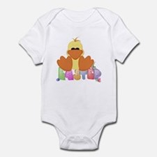 Easter Duck Infant Bodysuit