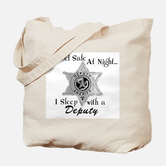 Funny Trooper k9 Tote Bag