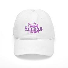 I'm the Little Sister Baseball Baseball Cap