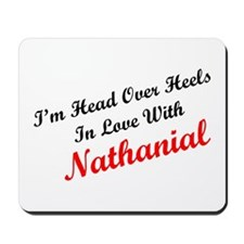 In Love with Nathanial Mousepad