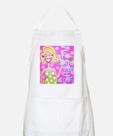 Kiss the Cook BBQ Apron