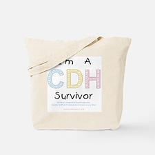 CDHsurvivor Tote Bag