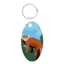Red Panda Keychains