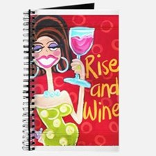 Rise and Wine Journal