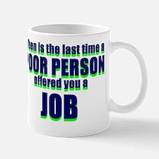 poor-person Mug