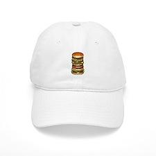 hamburger life and joy Hat