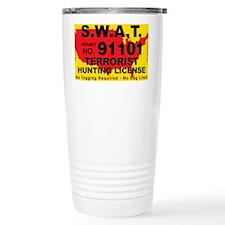 TH-License-SWAT Travel Mug