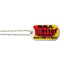 TH-License-NRA Dog Tags