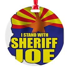 sheriff_joe_shirt_cp Ornament