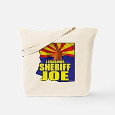 sheriff_joe_shirt_cp Tote Bag