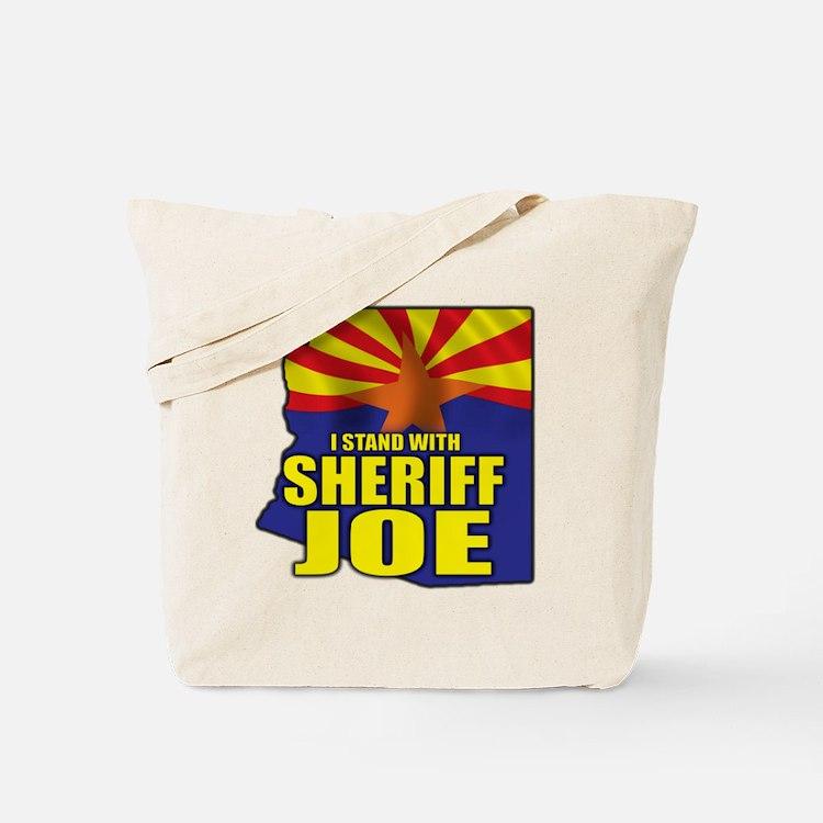 sheriff_joe_shirt_cp2 Tote Bag