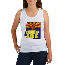 sheriff_joe_shirt_cp2 Women's Tank Top
