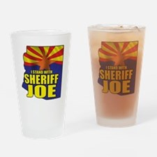 sheriff_joe_shirt_cp2 Drinking Glass