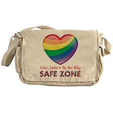 Safe Zone - Ally Messenger Bag