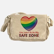 Safe Zone - Ally Messenger Bag