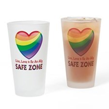 Safe Zone - Ally Drinking Glass