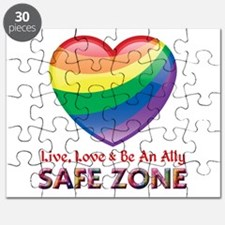 Safe Zone - Ally Puzzle